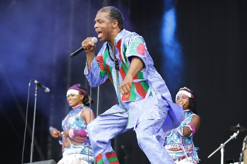 Femi Kuti and the Positive Force @ Latitude 2015