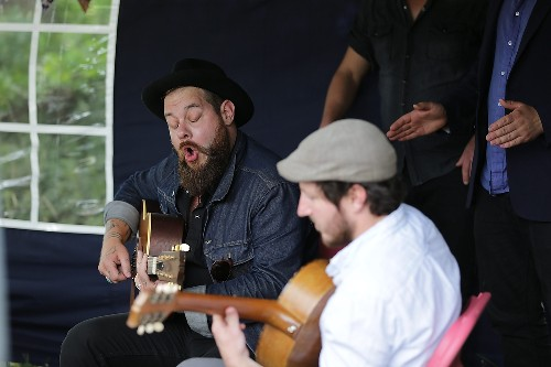 Nathaniel Rateliff & The Night Sweats: Latitude 2015