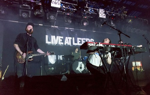 Hookworms @ Live At Leeds 2015