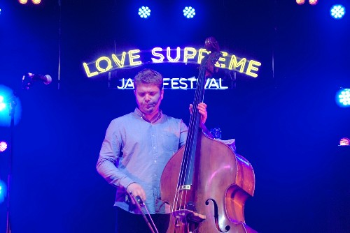 GoGo Penguin @ Love Supreme Jazz Festival 2015