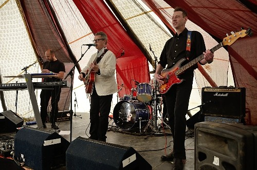 Matthew Edwards and The Unfortunates @ Lunar Festival 2015