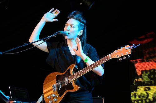 My Brightest Diamond: Lunar Festival 2015