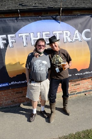 around the festival site: Off The Tracks Summer Festival 2015