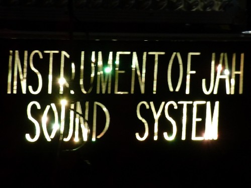 Instrument of Jah Sound System @ One Love Festival 2015