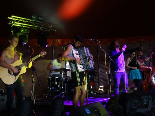 Buffo's Wake @ OUT West Festival 2015