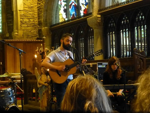Villagers @ Port Eliot Festival 2015