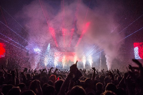 Knife Party @ Reading Festival 2015