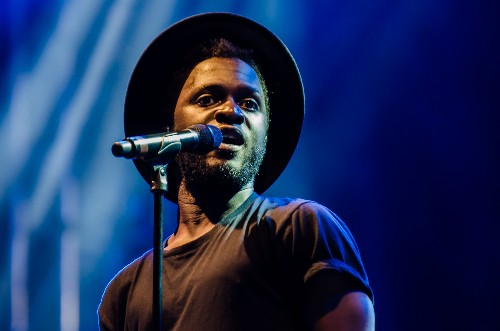Kwabs @ Reading Festival 2015