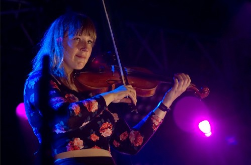 The Patsy Reid Band @ Shrewsbury Folk Festival 2015