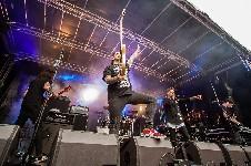 Bury Tomorrow @ Slam Dunk Festival 2015