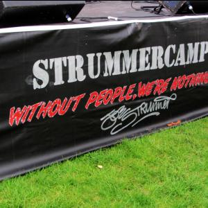 Strummercamp to take a year out in 2016