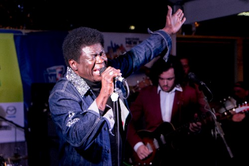 Charles Bradley @ SXSW (South By South West) 2015