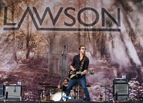 Lawson @ T in the Park 2015