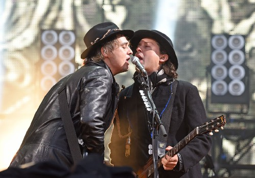 The Libertines @ T in the Park 2015