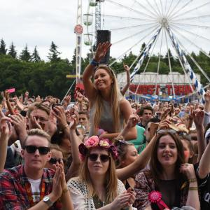 T in the Park serves up The Tennent's Arms bill