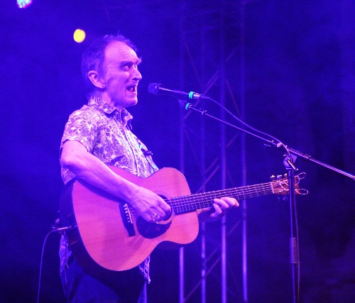 Martin Carthy @ Unity Works Folk Fest 2015
