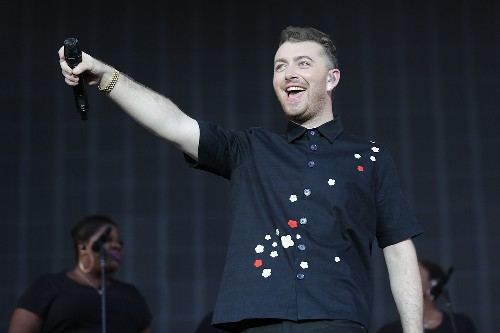Sam Smith @ V Festival (Chelmsford) 2015