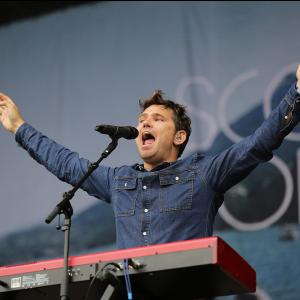 Scouting for Girls to headline EmFest for the British Heart Foundation