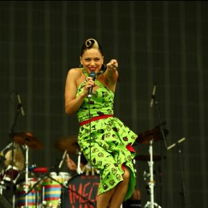 Lisa Stansfield, Mica Paris and Imelda May, for Bluesfest