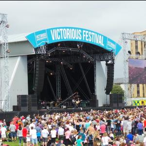 Noel Gallagher's High Flying Birds, and Manic Street Preachers for Portsmouth's Victorious