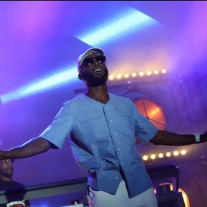 Tinie Tempah, Reef, and DJ Yoda  for The Big Feastival