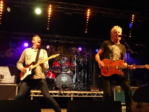 Big Country: Watchet Music Festival 2015