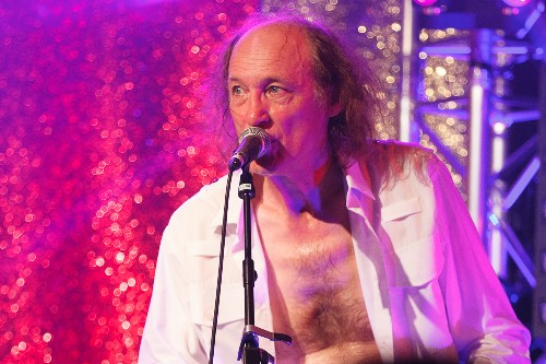 John Otway / Wild Willy Barrett @ Watchet Music Festival 2015