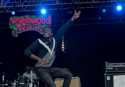 Songhoy Blues: Wychwood Music Festival 2015