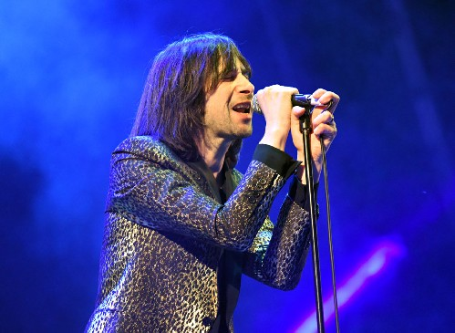 Primal Scream: Y-Not Festival 2015