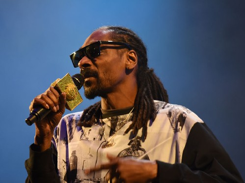 Snoop Dogg: Y-Not Festival 2015