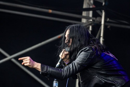 Creeper @ 2000trees Festival 2016