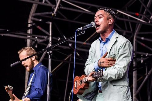 The King Blues @ 2000trees Festival 2016