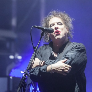 The Cure's Robert Smith to curate Meltdown 2018