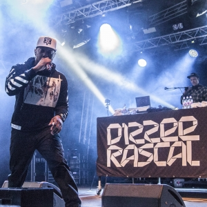 Dizzee Rascal for Scotland's Electric Fields 2017
