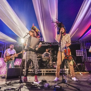 Steve'n'Seagulls, Molotov Jukebox, Mad Dog Mcrea, & more for Looe Music Festival 2018