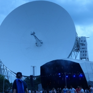 tickets on sale at 10am for bluedot at Jodrell Bank 2017