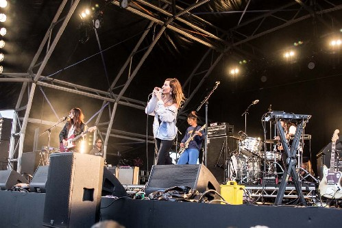 Warpaint @ British Summer Time 2016
