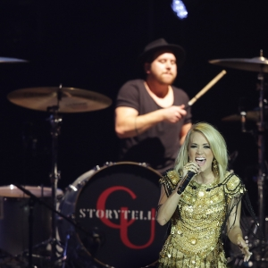 Carrie Underwood added to The Long Road