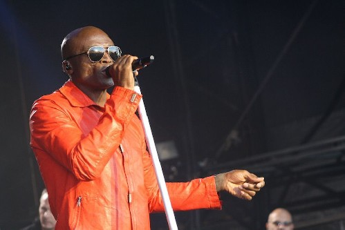 Seal: Cornbury Music Festival 2016