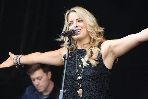 The Shires: Cornbury Music Festival 2016