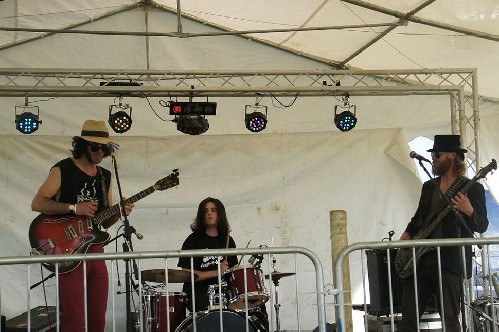 Surfin' Birds @ The Cursus Cider & Music Festival 2016