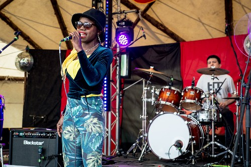 London Afrobeat Collective @ Eden Festival 2016