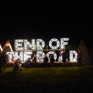 comedy & literature for End Of The Road 2017