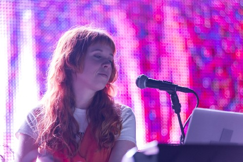 Holly Herndon @ Field Day 2016