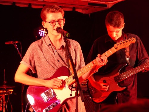Henry Green @ Glastonbury Festival Emerging Talent Competition 2016