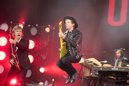 Beck @ Glastonbury Festival 2016