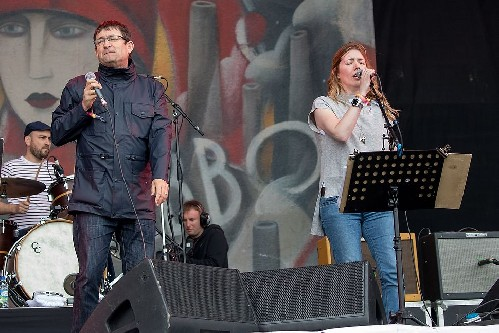 Paul Heaton & Jacqui Abbott @ Glastonbury Festival 2016