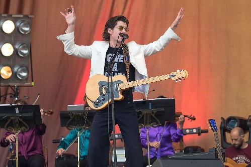 The Last Shadow Puppets @ Glastonbury Festival 2016