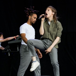 tickets on sale for Christine & the Queens, and Bring Me The Horizon, at All Points East
