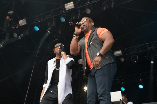 The Sugarhill Gang @ Kendal Calling 2016